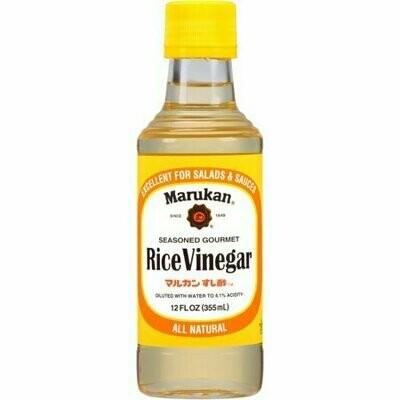 Marukan Rice Vinegar Seasoned Gourmet (12 Fl. Oz)