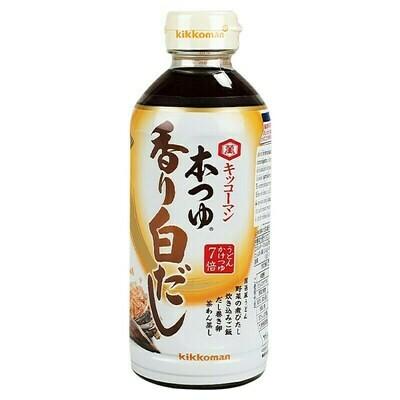 Kikkoman Hon Tsuyu Shio Dashi Soup & Sauce Base (17 Fl. Oz)