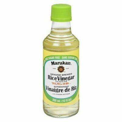 Marukan Rice Vinegar Genuine Brewed (12 Fl. Oz)