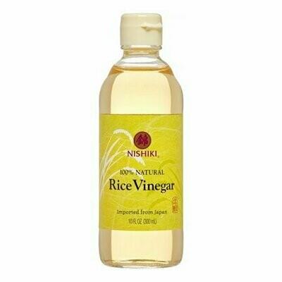 Nishiki 100 % Natural Rice Vinegar (10 Fl. Oz)