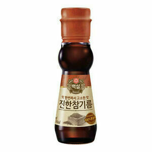 CJ Sesame Oil (5.41 Fl. Oz)