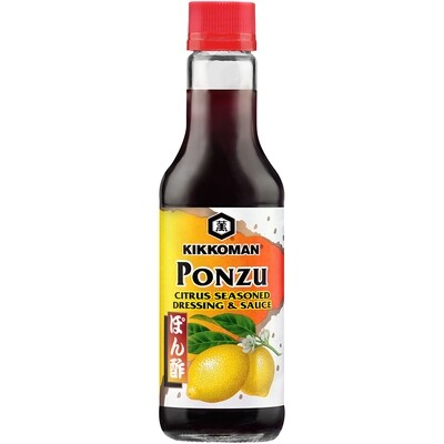 Kikkoman Ponzu Citrus Seasoned Dressing & Sauce (10 Fl. Oz)