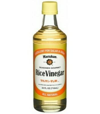 Marukan Rice Vinegar Seasoned Gourmet (24 Fl. Oz)