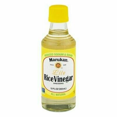 Marukan Rice Vinegar Lite Dressing (24 Fl. Oz)