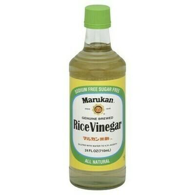 Marukan Rice Vinegar Genuine Brewed (24 Fl. Oz)