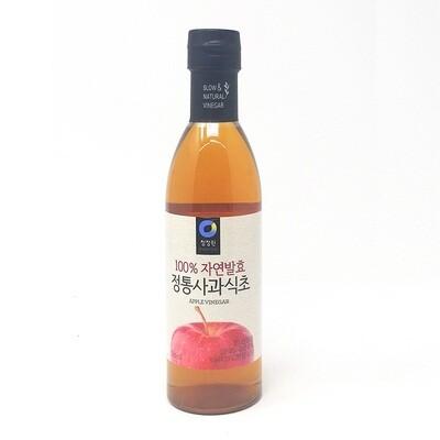 ChungJungOne Premium Apple Vinegar (18.93 Fl. Oz)