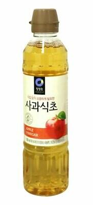 ChungJungOne Apple Vinegar (16.9 Fl. Oz)