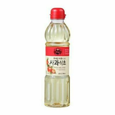 CJ Apple Vinegar (16.9 Fl. Oz)