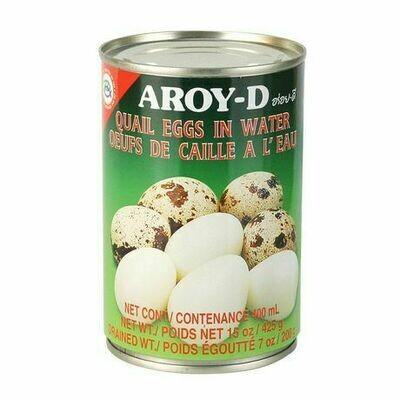 Aroy-D Quail Eggs in Brine (14.99 Oz)