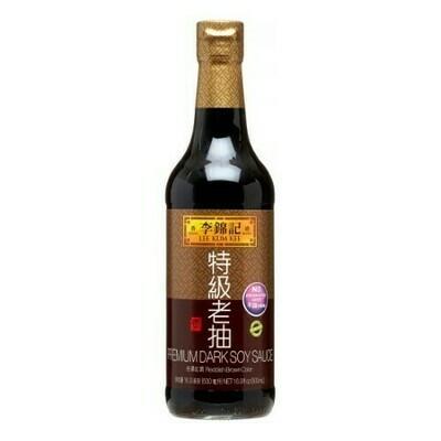 LeeKumKee Premium Dark Soy Sauce (16.9 Oz)