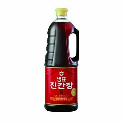 Sempio Soy Sauce Jin S (60.8 Fl. Oz)