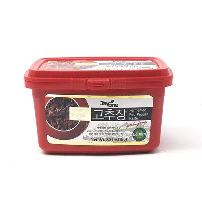 Jayone Fermented Red Pepper Paste (2.2 LBS)