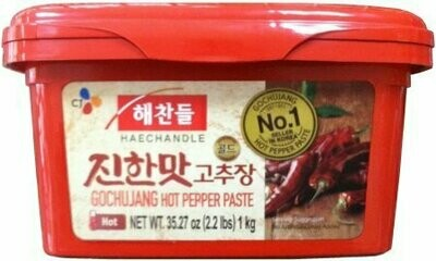 CJ Hot Pepper Paste Hot (2.2 LBS)