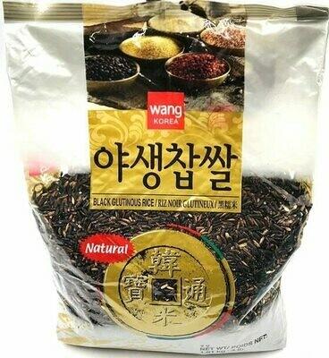 Wang Black Glutinous Rice (4 LBS)