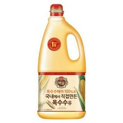 CJ Corn Oil (60.86 Fl. Oz)