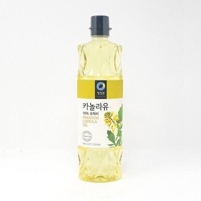 ChungJungOne Premium Canola Oil (30.43 Fl. Oz)