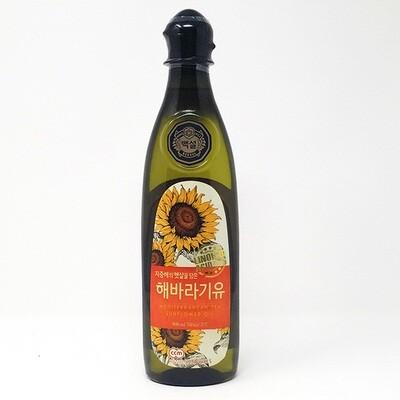 CJ  Sunflower Seed Oil (30.43 Fl. Oz)