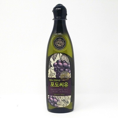 CJ Grape Seed Oil (30.43 Fl. Oz)