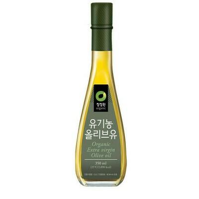 ChungJungOne Organic Extra Virgin Olive Oil (12.35 Fl. Oz)