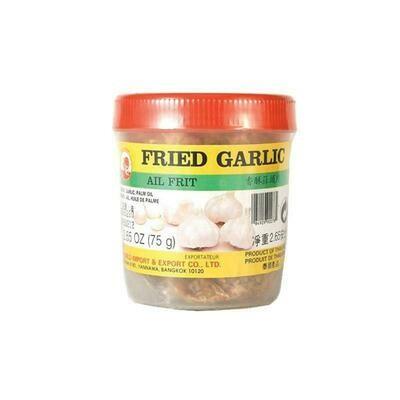 Cock Brand Fried Garlic (3.5 Oz)