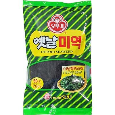 Ottogi Dried Seaweed (3.52 Oz)