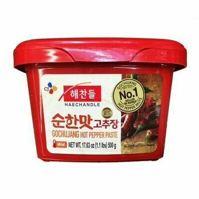 CJ Gochujang Hot Pepper Paste Mild  (1.1 LBS)