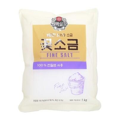 CJ Sea Salt (2.2 LB)