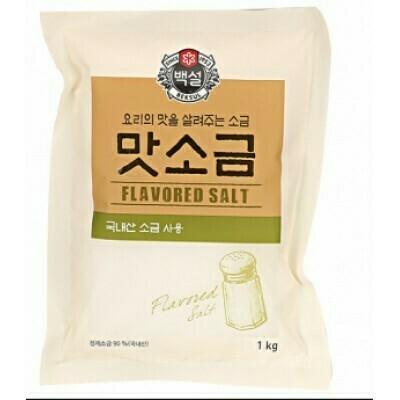 CJ Flavored Salt (2.2 LB)