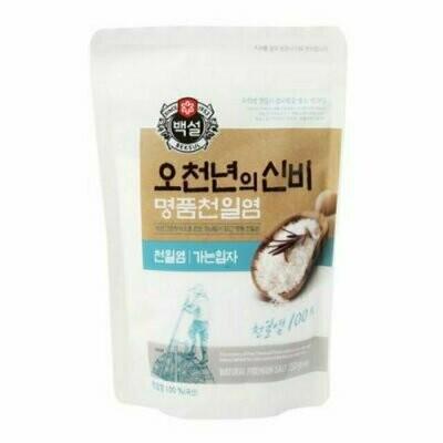 CJ Natural Premium Salt (8.82 Oz)
