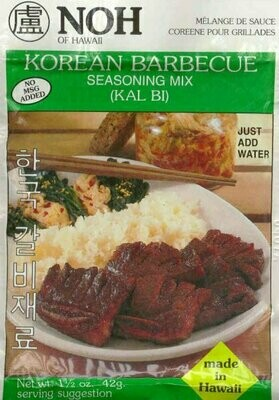 Noh Korean Barbecue Seasoning Mix (1.5 Oz)