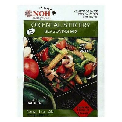 Noh Oriental Stir Fry Seasoning (1 Oz)