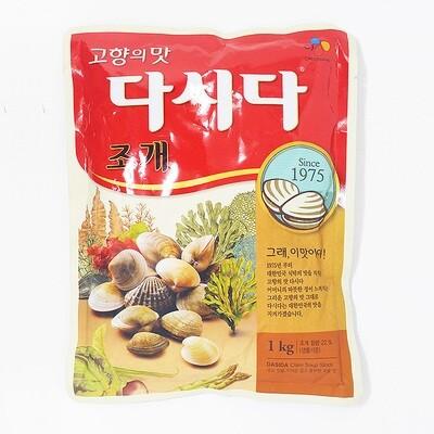 CJ Dasida Clam Soup Stock (2.2 LB)