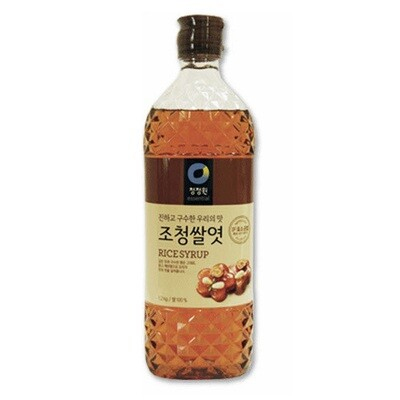 ChungJungOne Rice Syrup (2.64 LBS)