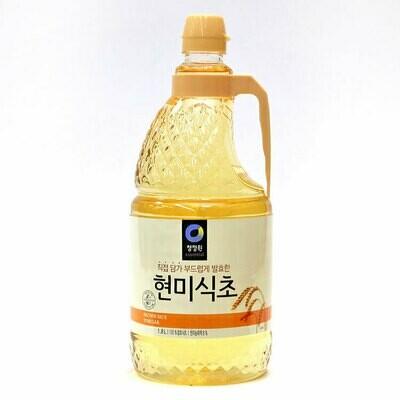 ChungJungOne Brown Rice Vinegar (60.86 Fl. Oz)