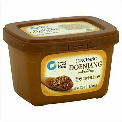 ChungJungOne Korean Soybean Paste (17.6 Oz)