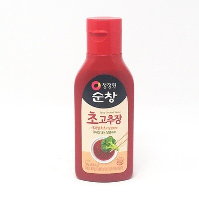 ChungJungOne Spicy Cocktail Sauce (10.58 Oz)