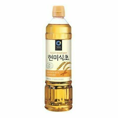 ChungJungOne Brown Rice Vinegar (30.43 Fl. Oz)