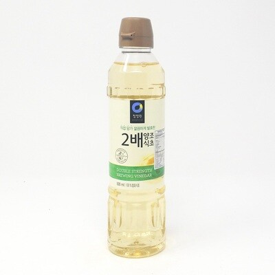 ChungJungOne Double Strength Brewing Vinegar (30.43 Fl. Oz)