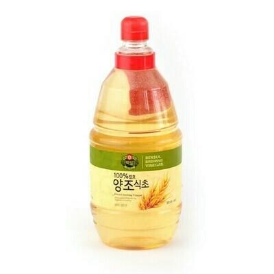 CJ Brewed Vinegar (60.8 Fl. Oz)