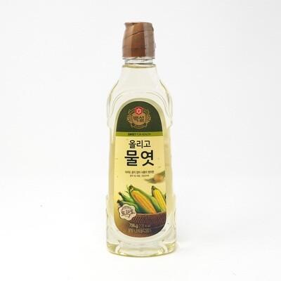 CJ Oligo Starch Syrup (2.54 LBS)