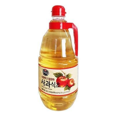 CJ Apple Vinegar (61 Fl. Oz)