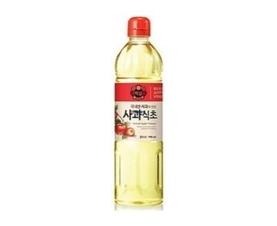 CJ Apple Vinegar (30.5 Fl. Oz)