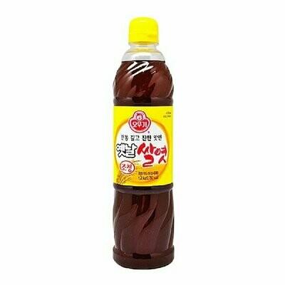 Ottogi Korean Rice Syrup (42.32 Oz)