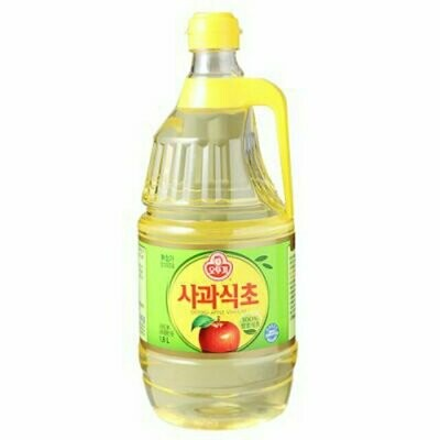 Ottogi Apple Vinegar (60.86 Fl. Oz)