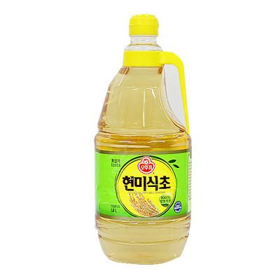 Ottogi Brown Rice Vinegar (60.86 Fl. Oz)