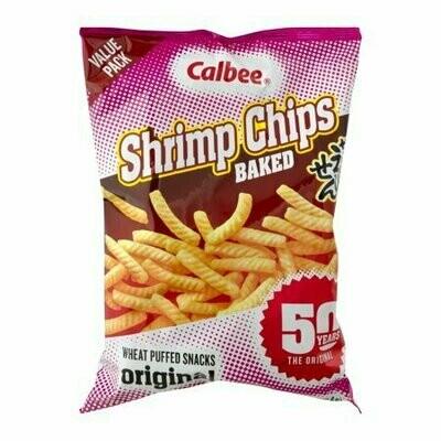 Calbee Shrimp Chips (8 Oz)