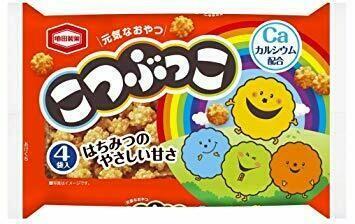 Kameda  Kotsubukko Rice Cracker (3.88 Oz)