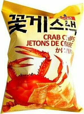 Paldo Crap Chips (1.76 Oz)