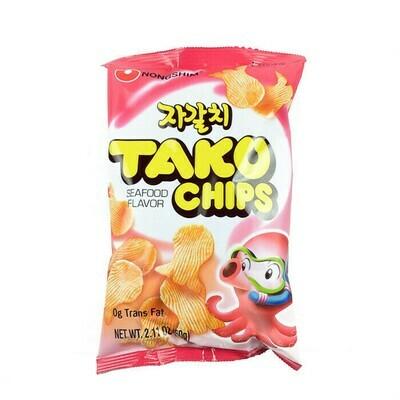 Nongshim Tako Chips (2.11 Oz)