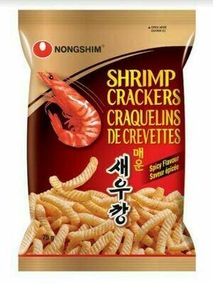 Nongshim Spicy Shrimp Cracker (2.64 Oz)